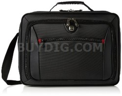 Swiss Army The Insight 16-Inch Laptop Case - Black
