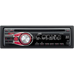 Bluetooth Ready In-Dash CD Receiver with Dual AUX Inputs and Remote Control
