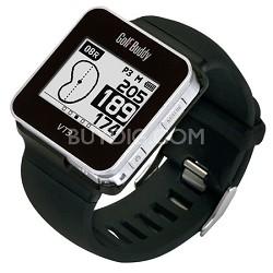 GB8-VT3-14 Smart Golf Watch, Black, Small