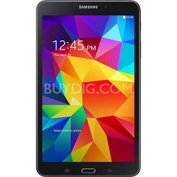 "Galaxy Tab 4 Blk 16GB 8"" Tablet - 1.2 GHz Quad Core Proc, Android 4.4,- OPEN BOX"