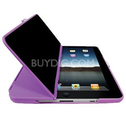 iPad Mini Shell Case - Hard case, with Smart Cover - Purple