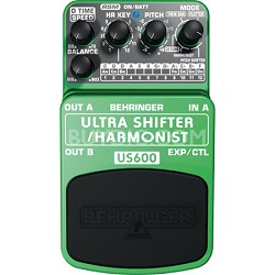 US600 Ultra Shifter/Harmonist Ultimate Pitch Shifter / Harmonist Effects Pedal