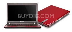 EC1805U 11.6 inch 3GB/320/WEBCAM/VISTA BASIC/RED