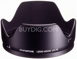 LH-70 Lens Hood for Olympus 14-54mm f/2.8-3.5 Lens - 260006