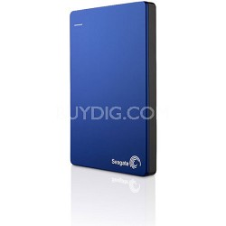 Backup Plus 1TB Portable External Hard Drive with Mobile Device Backup Blue