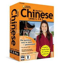 Chinese Levels 1 2 & 3 Win/Mac ( V2 )