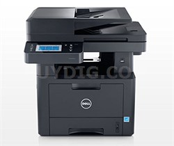B2375DNF Laser Multifunction Printer - Monochrome - Plain Paper Print - OPEN BOX