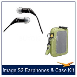 Image S2 Comfort-Fit Noise-Isolating Earphones Bonus Pack