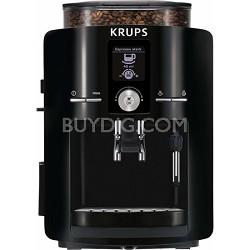 Espresseria Full Automatic Espresso Machine with Built-in Conical Burr Grinder