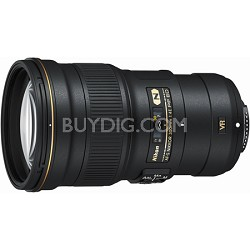 AF-S NIKKOR 300mm f/4E PF ED VR Lens