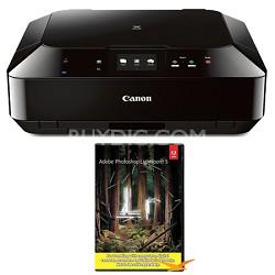 MG7120 Wireless Inkjet Photo All-In-One Printer - Black w/ Photoshop Lightroom 5