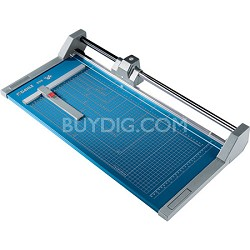 """554 Professional Series 28 3/8"""" 20 Sheet Rolling Trimmer"""