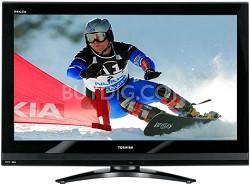 "37HL67 - REGZA 37"" High-definition LCD TV"
