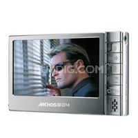 """504  80GB Personal Media Player with 4.3"""" Color Screen"""