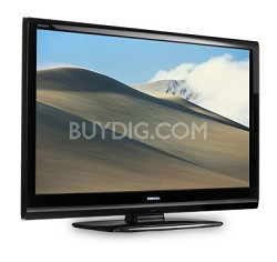 "42RV535U - 42"" REGZA High-definition 1080p LCD TV"