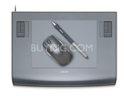 Intuos3 6x8 Tablet w/Pen, Mouse and Software