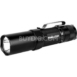 LD10 Black Premium Flashlight