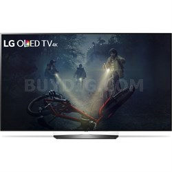 OLED65B6P 65-Inch B6 Series 4K UHD OLED HDR Smart TV w/ webOS 3.0 - OPEN BOX
