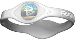 Power Balance Performance Bracelet - White (Small)