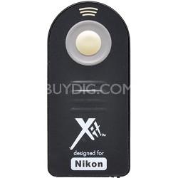 XTWRN Wireless Remote Control for Nikon (Black)