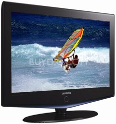LN-S3251D 32 High Definition LCD TV w/ 2 HDMI inputs (Black)