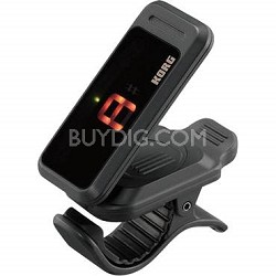 Pitchclip Chromatic Clip On Guitar Tuner - Korg PC-1