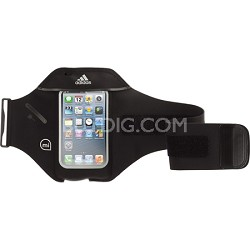 Adidas MiCoach Armband for iPhone 5/5s/5c and iPod Touch 5 - Black