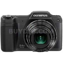 STYLUS SZ-15 16MP 24x SR Zoom 3-inch Hi-Res LCD - Black - OPEN BOX