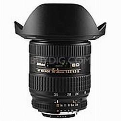 18-35mm F/3.5-D  ED Zoom AF Nikkor Lens