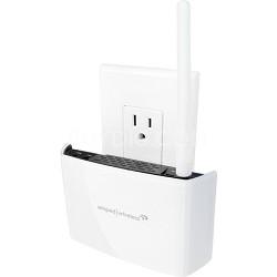 High Power Compact AC Wi-Fi Range Extender (REC15A)