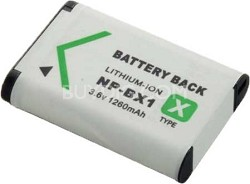 NP-BX1 1600MAH  Battery Pack for Select Sony Cameras and Camcorders