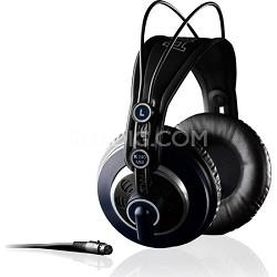 K240 MKII Professional Semi-Open 55-Ohm Around-The-Ear Headphones