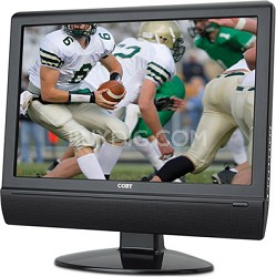 "15.4"" ATSC Digital TV/Monitor with DVD Player & HDMI Input"