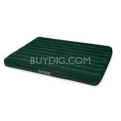 Queen Prestige Downy Airbed with Hand Held Pump