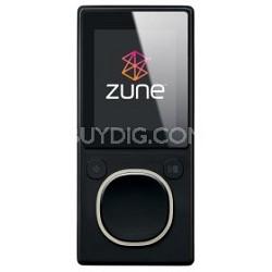 Zune 2nd Generation 8GB Media Player (Black)