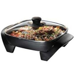 3001 12-Inch Electric Skillet and Frying Pan