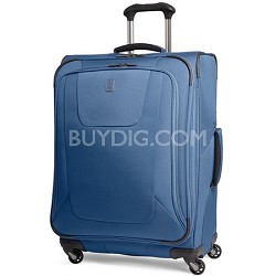 "Maxlite3 25"" Blue Expandable Spinner Luggage"