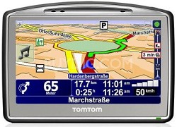 "GO 720 Portable GPS Navigation System With 4.3"" Touchscreen"