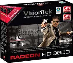Radeon HD3850 256MB DDR3 PCIe 2.0 Graphics Card