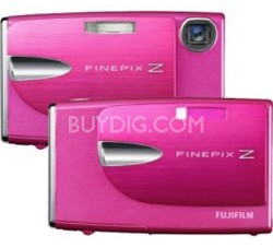 FINEPIX Z20fd 10MP Digital Camera (Hot Pink)