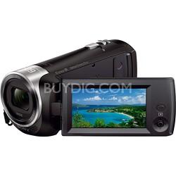 HDR-CX405/B Full HD 60p Camcorder