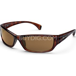 Hook Sunglasses Havana Frame/Polarized Brown Polarized Lens