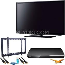 KDL46EX640 46 inch 120hz LED Wifi Internet TV w. BDPS390  Blu-Ray