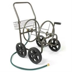 4-Wheel Hose Cart in Bronze - 871-S