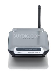 802.11g Wireless DSL / Cable Gateway Router