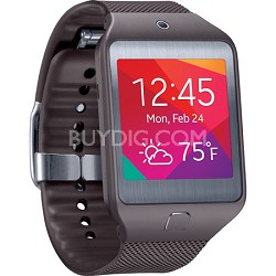Gear 2 Neo Dust and Water Resistant Grey Watch with Heart Rate Sensor - OPEN BOX