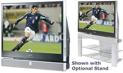 "HL-R5067W 50"" DLP Rear Projection HDTV w/ Integrated HD Tuner/CableCard"