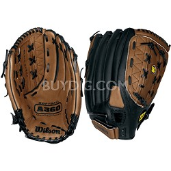 "A360 Baseball Glove - Right Hand Throw - Size 14"""