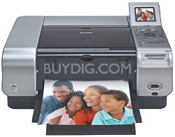 PIXMA iP6000D Photo Printer w/ built-in card reader