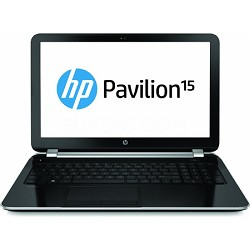 "Pavilion 15.6"" 15-n210us Notebook PC - AMD Quad-Core A6-5200 Accelerated Proc."